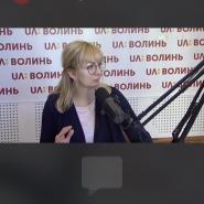 На українському радіо Волинь, вересень 2019